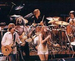 The Grateful Dead - live at Huntington Civic Centre