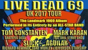Grateful Dead - live Dead 69