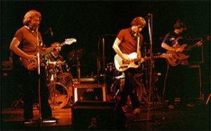 Grateful Dead live at Melkweg