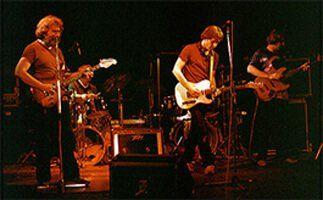 Grateful Dead live at Melkweg