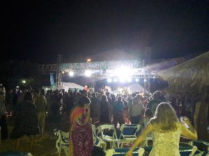 Grateful Dead Tribute Site - Stage View3